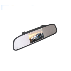4.3 inch TFT-LCD Rearview Mirr