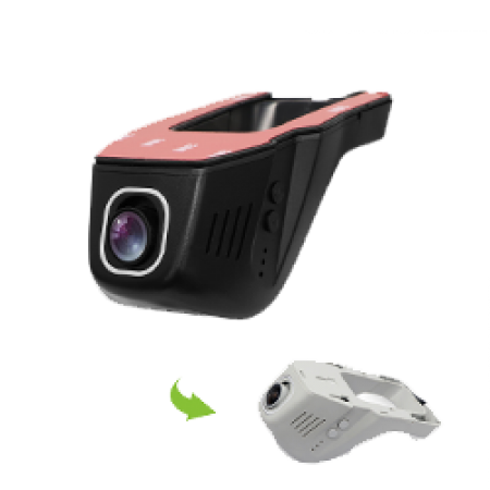 1080P WIFI Hidden Dash Cam