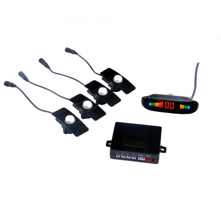 OEM Car Reverse Parking Sensor System with LED Display