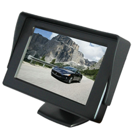TFT Monitor for car 4.3''
